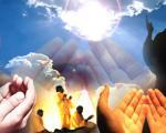 دعای حضرت داود (ع) در تمحید خداوند