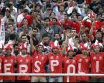 تعلیق محرومیت تماشاگران پرسپولیس/ پرسپولیس- صبا در حضور تماشاگر