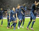 پیروزی پرگل فرانسه و شکست اوکراین