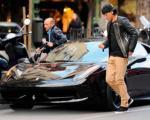 خودرو جدید مسعود اوزیل /عکس