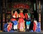 رسم عجیب عروسهای چینی