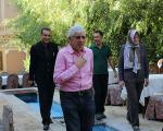 عکس: بازدید جک استراو از شهر تاریخی یزد