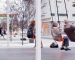 عکس: ایستگاه اتوبوس متفاوت در لندن