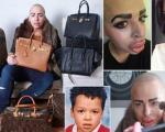 """50 عمل جراحی """"پسر جوان"""" برای شبیه نمودن خود به خانم کیم کارداشیان!+تصاویر"""
