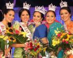 زیباترین دختر شایسته فیلیپین در سال 2012 انتخاب شد+تصاویر