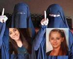 جهاد نکاح دو دختر اتریشی و محتوای چت آنها در فیسبوک (+عکس)