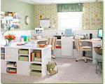 طراحی یک دفتر کار زیبا در منزل!