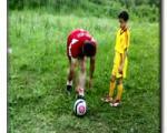 کاهش آسیب کودکان هنگام ورزش