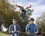 مدرنترین ربات فیلم بردار + تصاویر