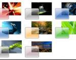 تم های مخفی در ویندوز 7