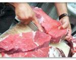 گوشت تازه را بلافاصله مصرف نكنید