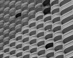 تصاویری از برج هایی که تبدیل به زباله دانی شدند
