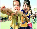 ورزش کودکان را لاغر نمى کند