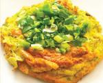 طرز تهیه کوکوی پیازچه غذای پیشنهادی کرمانشاهی
