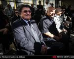 عکس: مراسم تشییع «بانوی زرین غزل ایران»