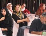 سیاوش تهمورث،مهرانه مهین ترابی و دیگر بازیگران در سفر تفریحی به تبریز + تصاویر