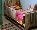مدل زیبای تخت کودک