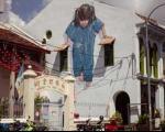 هنری برای کارهای غیرقانونی در خیابان!+تصاویر