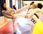 تكواندوكار زن ایران ازگردونه رقابتها حذف شد