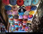 عکس: کوچه چتری؛ این بار در شیراز