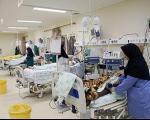 پرستار زن در شیراز سر خود را تراشید