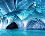 غارهای مرمری فوقالعاده زیبا +عکس