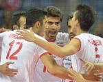 تیم ملی والیبال ایران به فینال راه یافت/شکست هندبال ایران مقابل بحرین