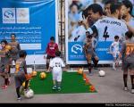 هنرمندان و ورزشکاران در همایش رئال مادرید در تهران (+عکس)