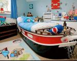20 ایده برای طراحی تخت خواب اتاق کودک