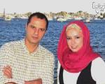 مصاحبه خودمانی با شبنم قلی خانی و همسرش