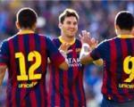 بارسلونا و اتلتیکو مادرید همچنان روی نوار پیروزی