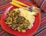 طرز تهیه خورش باقلا(باقالی) سبز