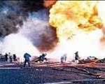 انفجار در خط لوله انتقال گاز مصر به سرزمینهای اشغالی
