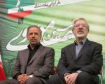 عکس / استاندار جدید زنجان در کنار میر حسین موسوی