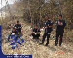 خوردن جسد انسان توسط گروه امداد + عکس