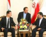مذاكرات خصوصی روسای جمهور ایران و سوریه آغاز شد
