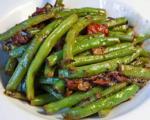 طرز تهیه ی لوبیا سبز تند (غذای هندی)