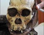 تصاویری از جمجمه 1.9 میلیون ساله/ تکمیل استخوانهای نخستین گونه انسانی