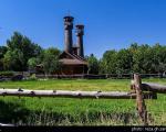 دهکده چوبی رؤیا نیست +عکس