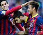 پیروزی پرگل بارسلونا و رئال/ اتلتیکو، ختافه را 7 تایی کرد