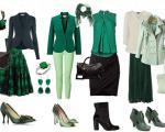 راهنمای انتخاب رنگ لباس سبز