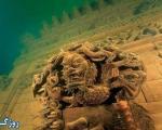 شهری که عمدا زیر آب رفت +عکس