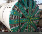نگاهی به درون بزرگترین ماشین حفاری تونل جهان+تصاویر