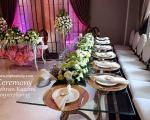برگزاری مراسم عروسی باشکوه و مجلل