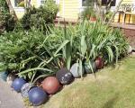 درست کردن باغچه جمع و جور با وسایل ساده