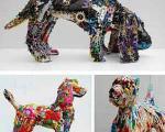 جالبترین مجسمه های بازیافتی +عکس