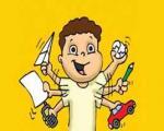راه های شناسایی بیش فعالی در کودکان
