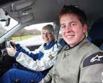 ماجرای عاشقی یک سرباز جانباز انگلیسی به یک دختر راننده رالی +عکس