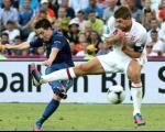 فرانسه 1- انگلیس1؛احتیاط دردونتسک