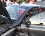 برخورد چند دستگاه خودرو در اتوبان قم ـ تهران/17 نفر مجروح شدند